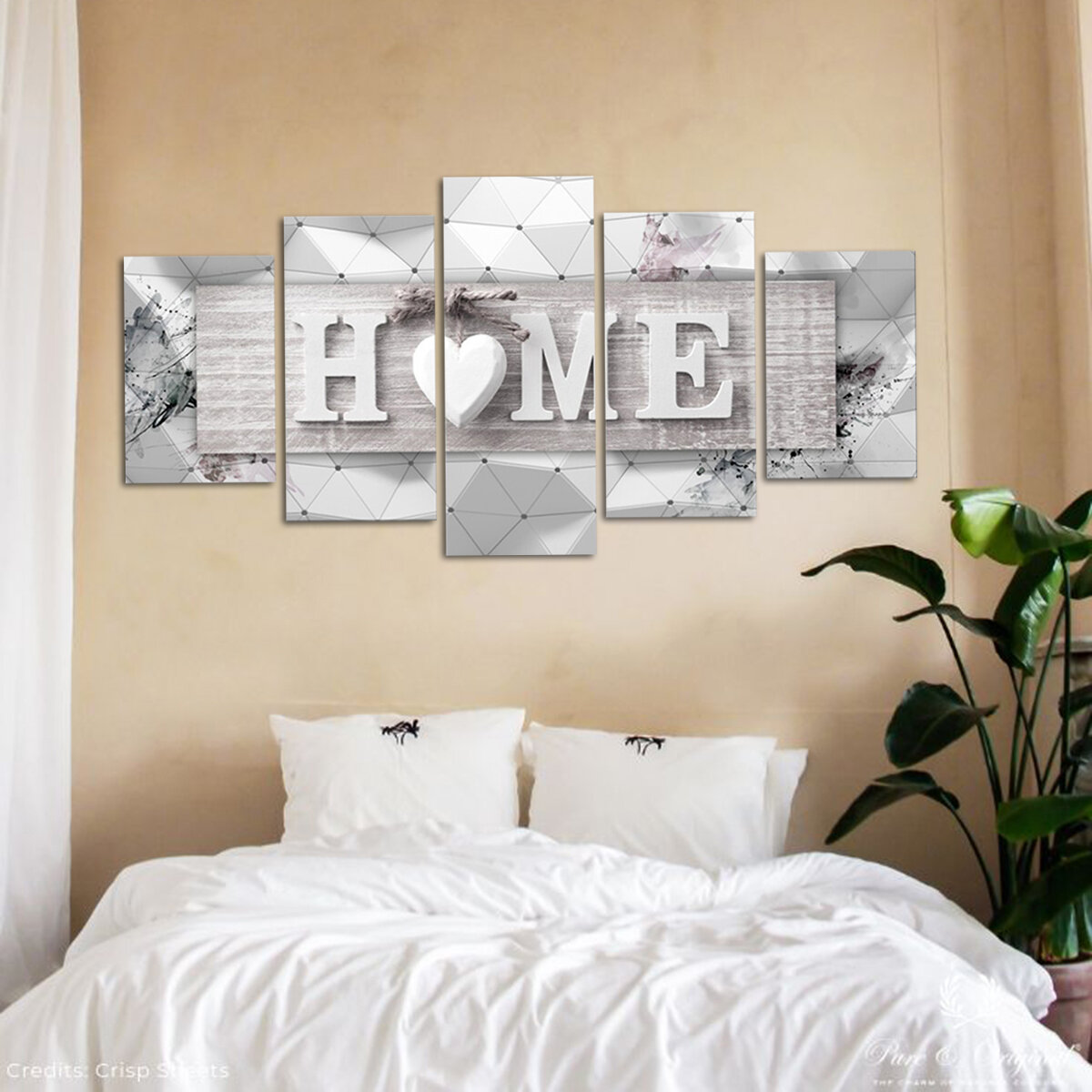 Hand Painted Oil Paintings People Modern Stretched On Canvas Wall Art For Home Decoration - 6