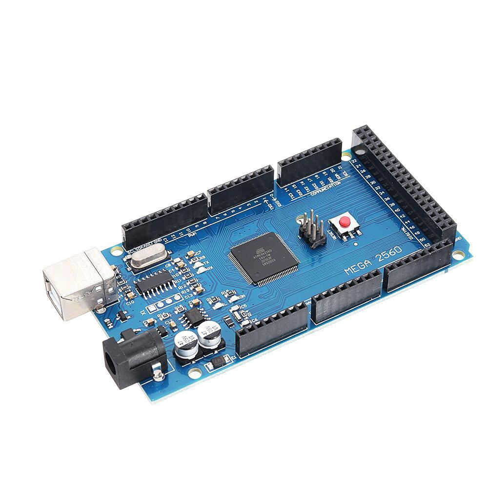 Geekcreit Mega2560 R3 ATMEGA2560-16 + CH340 Module Development Board For