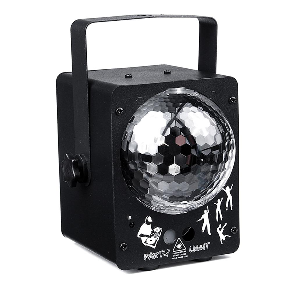 24W RGBW 4 IN 1 DMX512 LED Spider Beam Moving Head Stage Lighting DJ Party Disco - 3