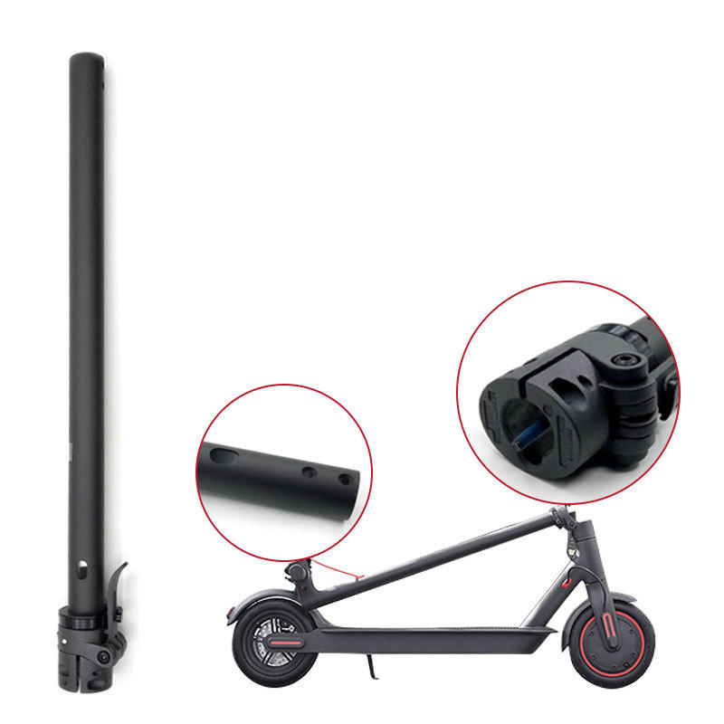 Folding Pole Stand Rod For Xiaomi Pro Electric Scooter Aluminum Alloy Scooter Accessories
