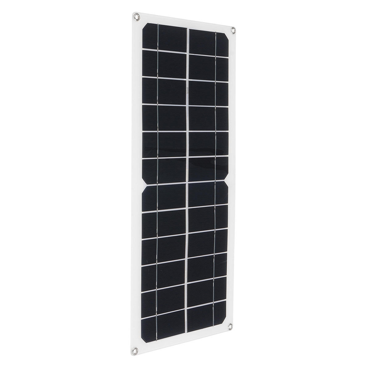 Efficient Solar Powered System 40W Dual USB Ports Solar Panel & 2000W Power Inverter & 10A Controller - 3