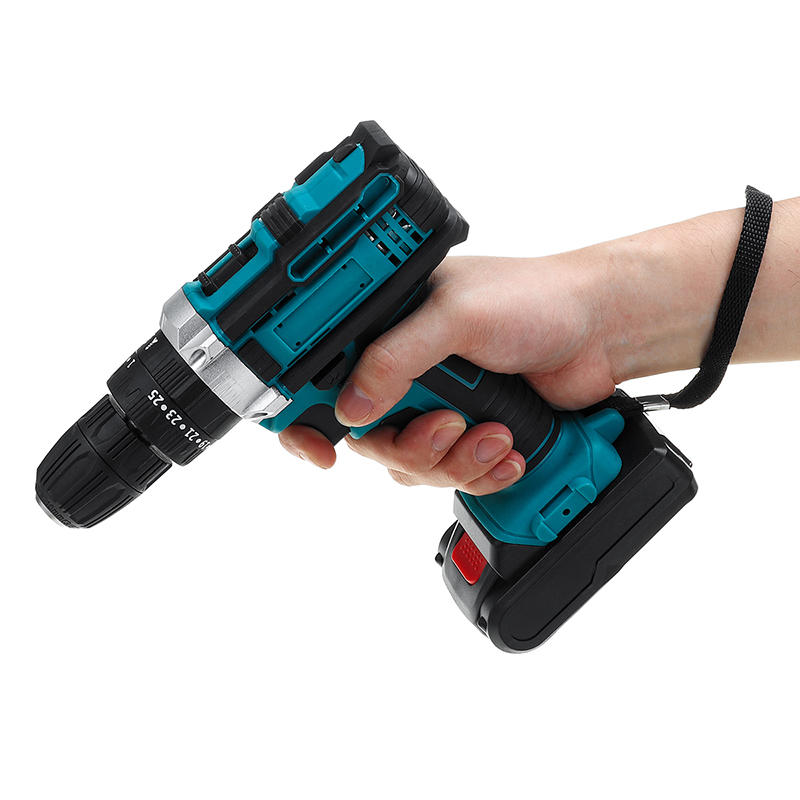 45 In 1 Kit 4.8V Cordless Electric Screwdriver Power Drills Tool Bit Set with Charger/Case - 7