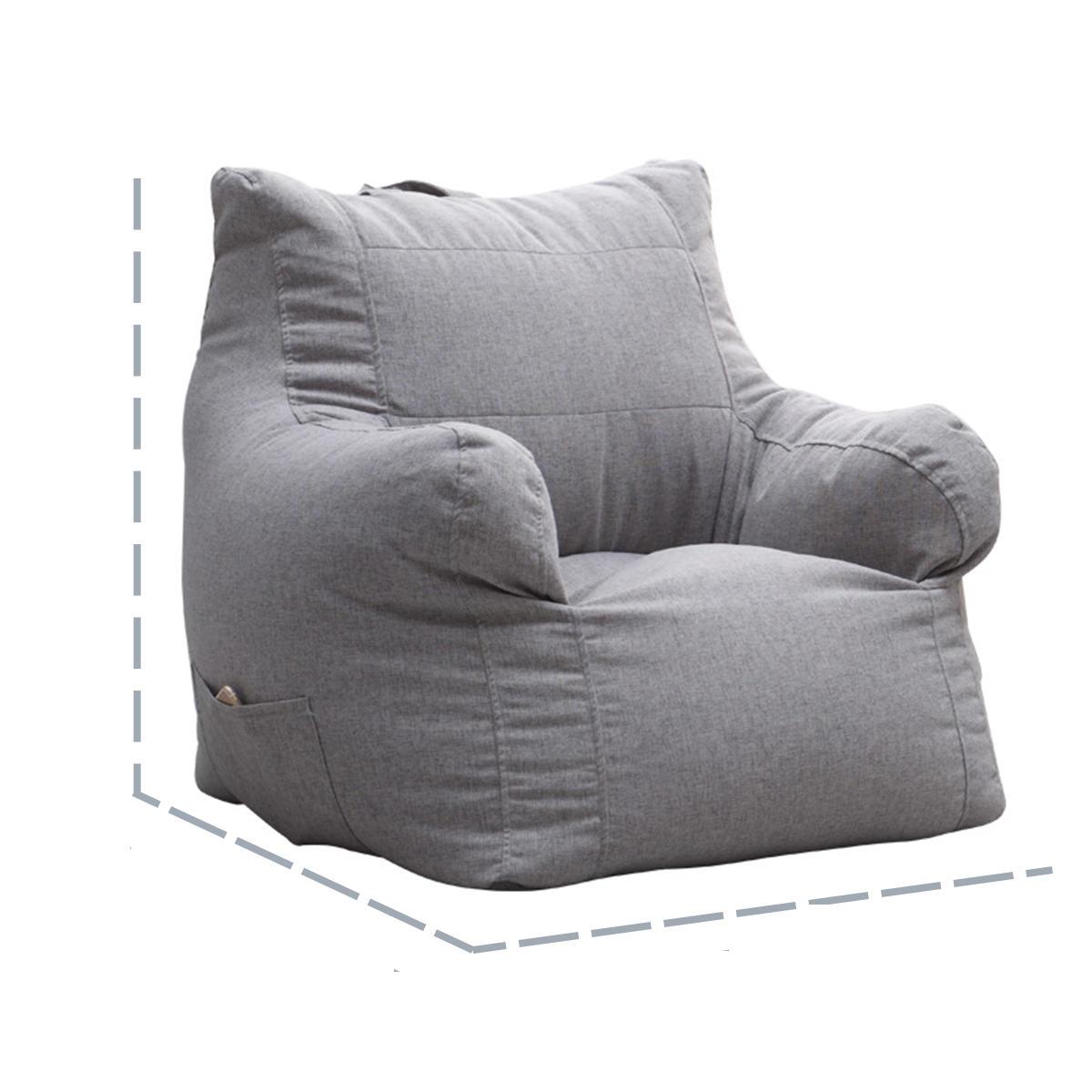 Armchair Bean Bag Chair Cover