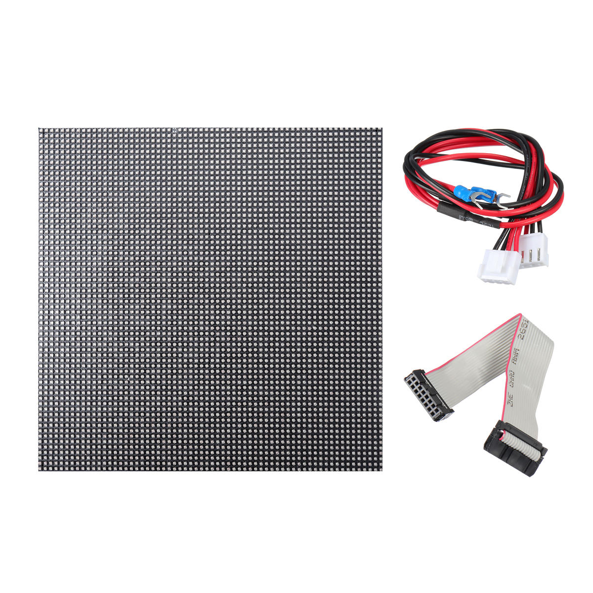 P2.5 LED Display HD Full Color Screen 5V 160*160 LED Display Module Horizontal Scrolling Geekcreit for Arduino - products that work with official Arduino boards
