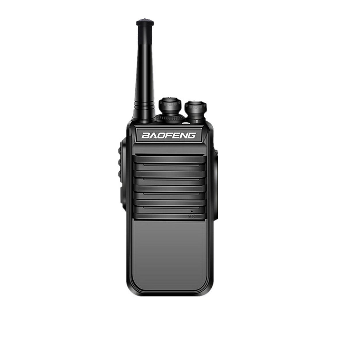 Baofeng E50 Walkie Talkie UHF 6800mA Portable Two Way Radio 8W 400-470 MHZ USB Charging
