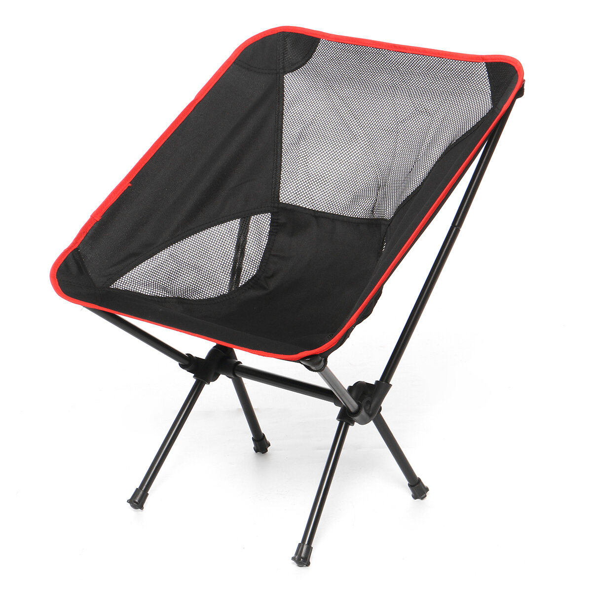 ZANLURE Portable Folding Fishing Chair Outdoor Foldable Camping Chair Collapsible Beach Chair фото