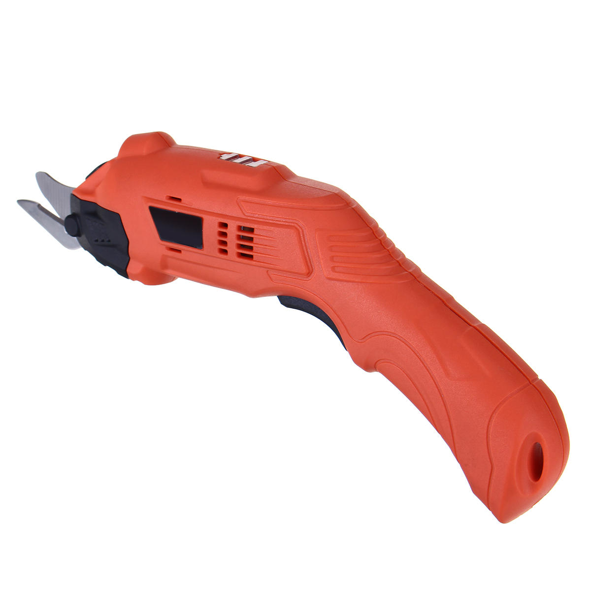3/8'' 32N.m 12V Cordless Electric Wrench Right Angle Ratchet Wrench Tool with 2 Battery - 3