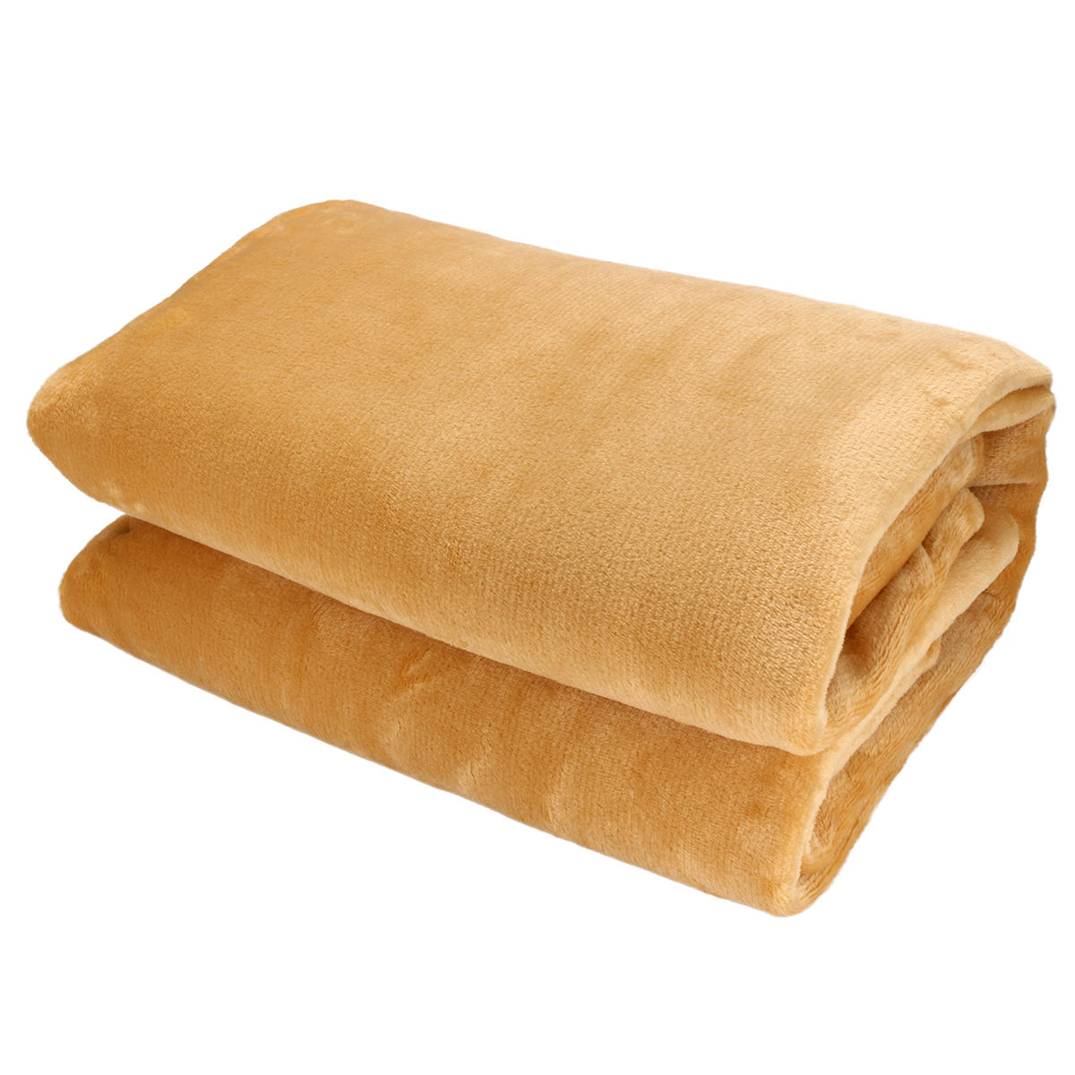 250×230cm Warm Blankets Double Sided Soft Rug Plush Fleece Sofa Bedding Throw - 7