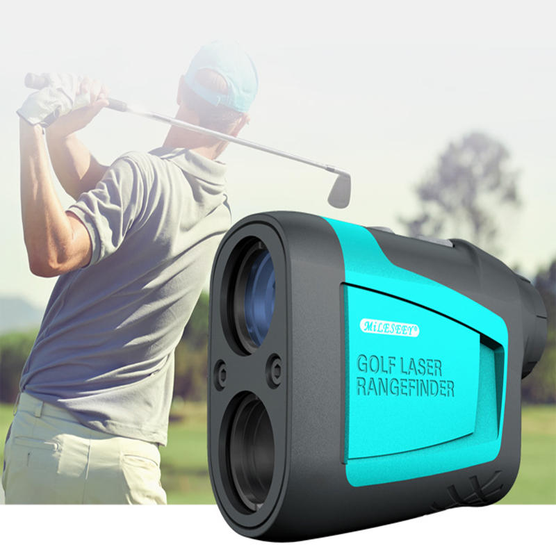 Mileseey PF210 600M LCD Laser Rangefinder For Golf Hunting Outdoor High Precision Infrared Laser Rangefinder - 10