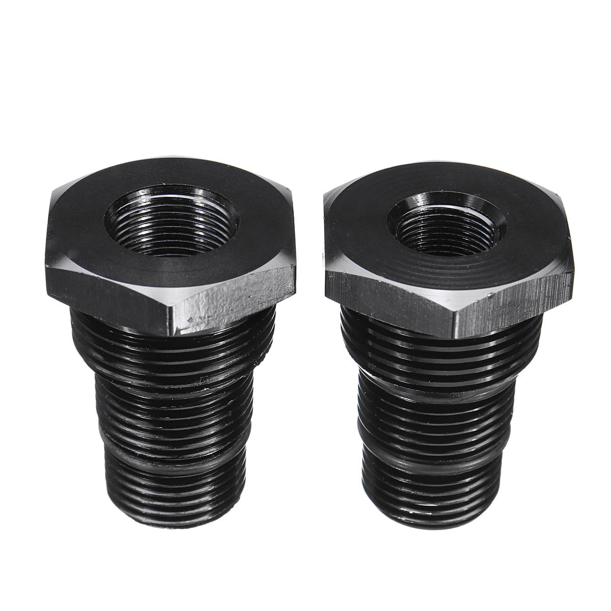 13//16 and 5//8-24 to 13//16-16 Threaded Adapter Oil Filter New 1//2-28 to 3//4-16