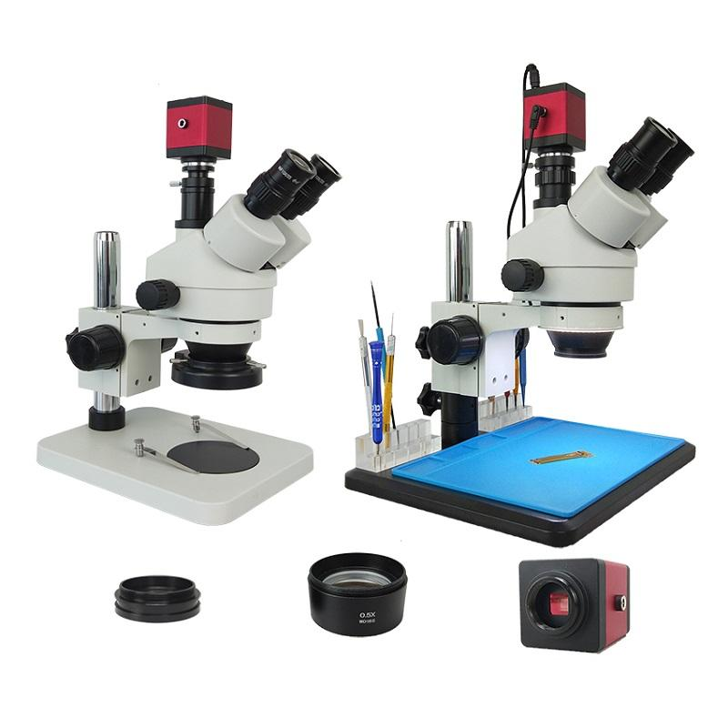 Andonstar AD206 1080P 3D Digital Microscope Soldering Microscope for Phone Repairing SMD / SMT - 1