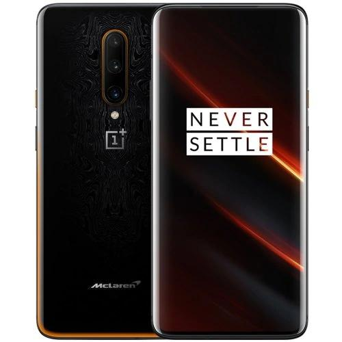 OnePlus 7T Pro McLaren Edition Global Version 6.67 inch 90Hz Fluid AMOLED Display HDR10+ Android 10 NFC 4085mAh 48MP Triple Rear Cameras 12GB 256GB UFS 3.0 Snapdragon 855 Plus 4G Smartphone