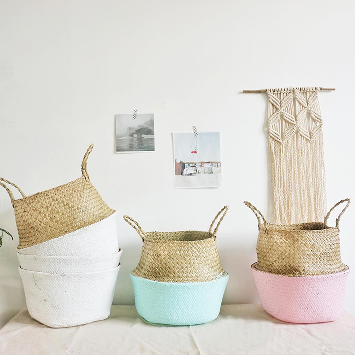 Geometric Metal Flower Pot Stand Chic Indoor Garden Plant Holder Display Planter - 3
