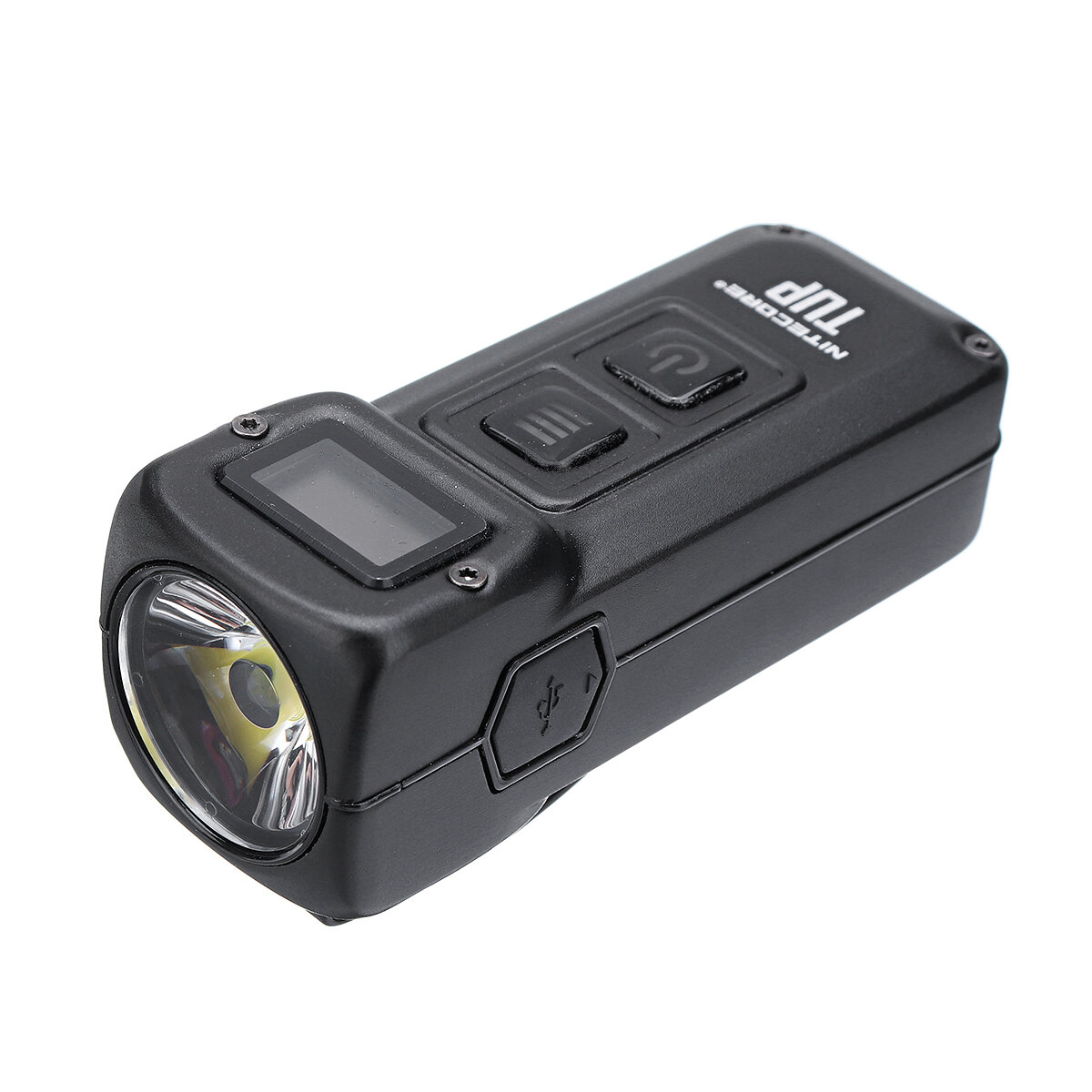 Nitecore VCL10 Quick Charge 3.0 USB Car Charger With White + Red Light Flashlight - 1