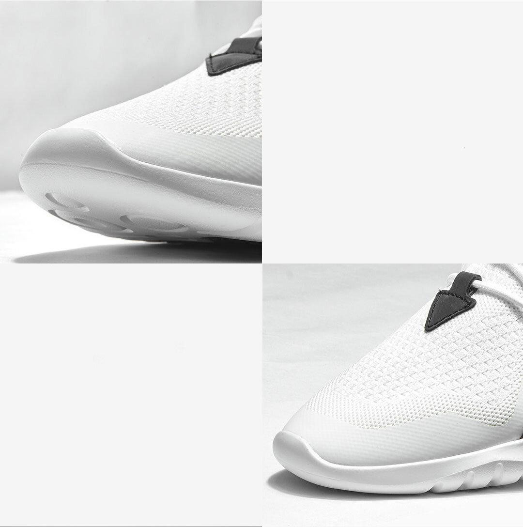RAXМужскиекроссовкиTrekkingUtralightShoes Легкие EVA Амортизаторы Спортивные дорожные кроссовки На открытом воздухе Кроссовки Форма X - 6