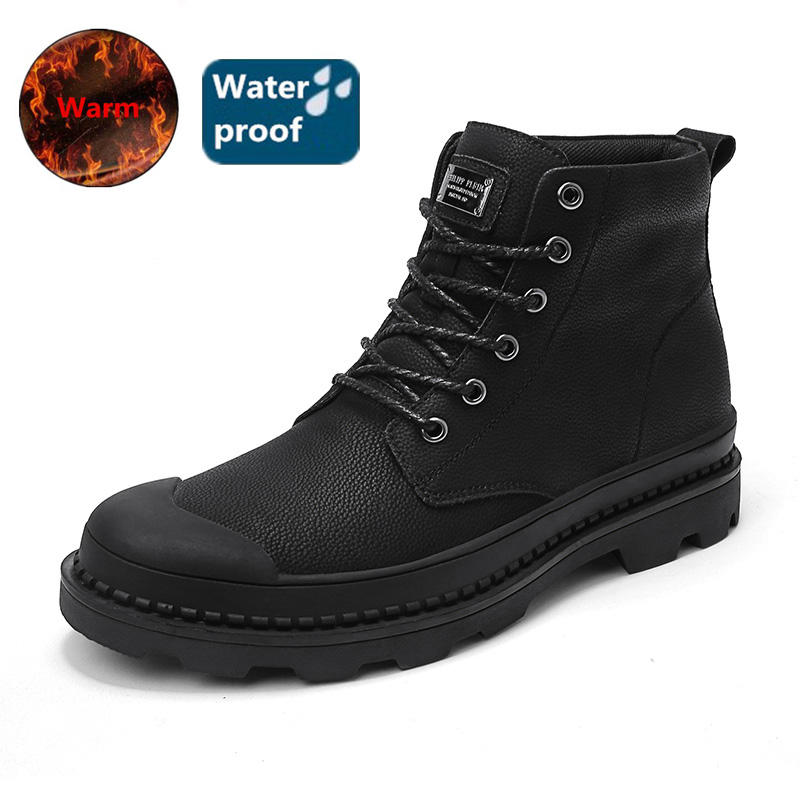 Women's Winter Keep Warm Snow Boots Outdoor Sports Activities Keep Warm Gear - 1