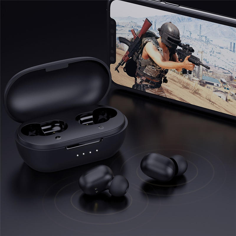 Xiaomi Airdots Basic TWS bluetooth 5.0 Earphone Mi True Wireless Earbuds Global Version Bilateral Call Stereo with Charging Box - 6
