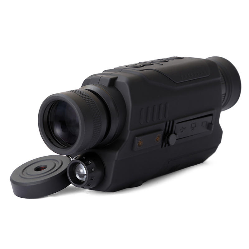 YESTAR YS-V20 Digital Night Vision Camera For Hunting Outdoor Night-vision Device with 5 Inch Screen HD Infrared IR Camcorder - 1