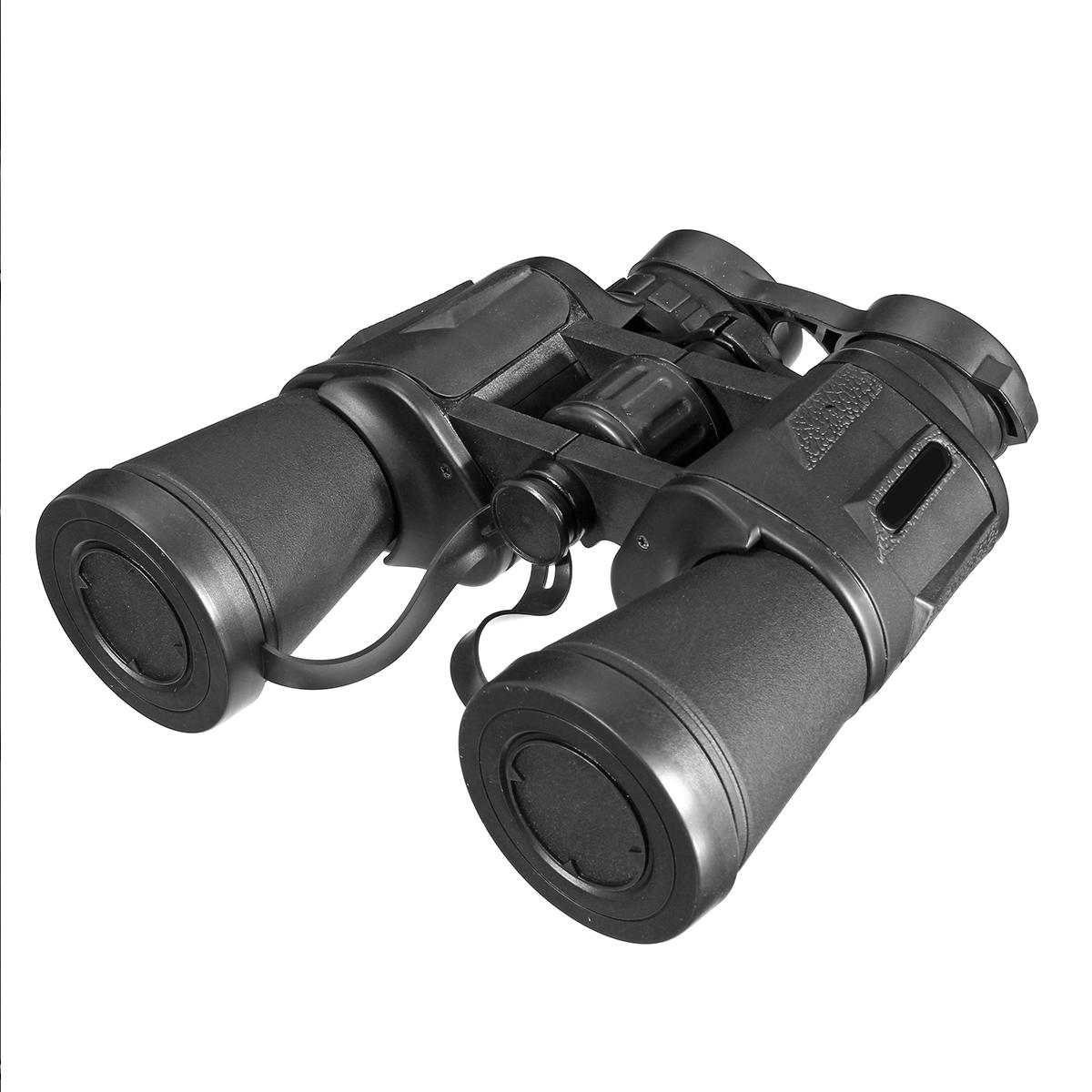 20X50 HD BAK4 Bipods Binoculars Portable Night Vision Telescope For Outdoor Hunting Optics - 1
