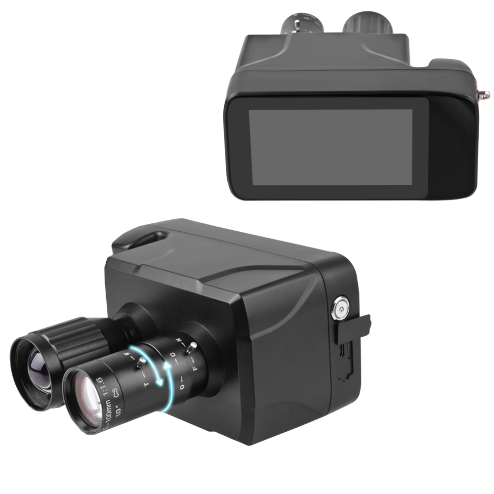 YESTAR YS-V20 Digital Night Vision Camera For Hunting Outdoor Night-vision Device with 5 Inch Screen HD Infrared IR Camcorder