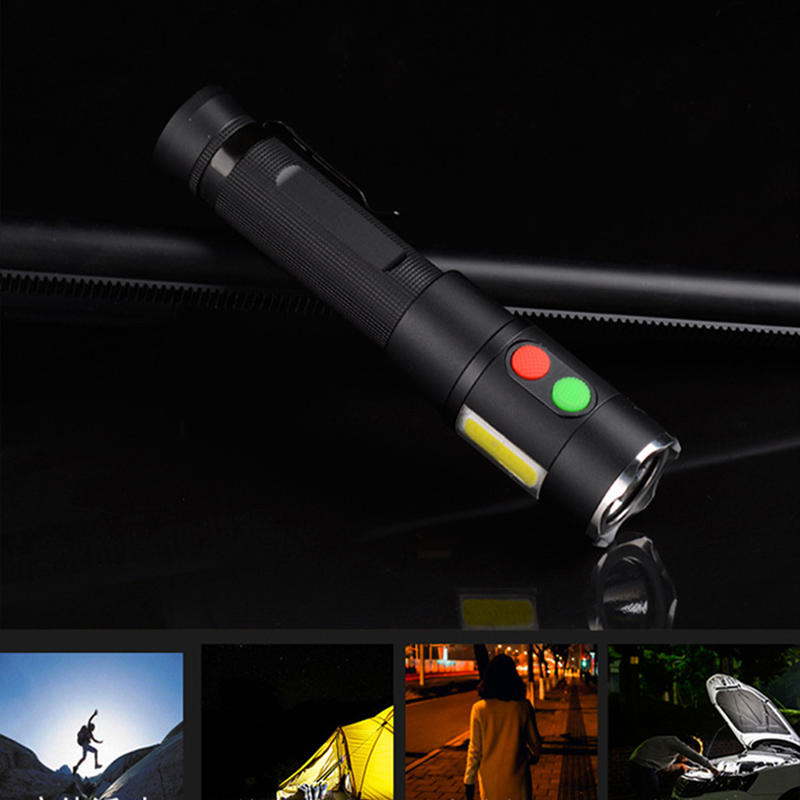 Astrolux® FT03 MINI XHP50.2 4200LM Anduril UI Powerful Floodlight EDC 18650/18350 LED Flashlight, with Updated AUX LED - 8