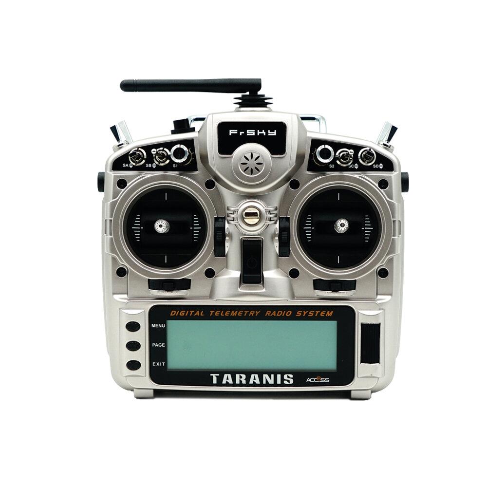 FrSky ACCST Taranis Q X7 Transmitter 2.4G 16CH Mode 2 White Black International Version for RC Drone - 3