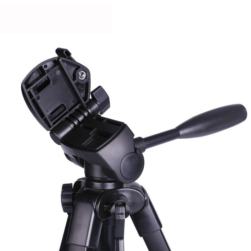 SHOOT XTGP439 Aluminum Alloy 4-Sections Camera Tripod for Canon for Nikon DSLR Stand With Ball Head 8kg Max Load 1.6m Max Height - 5