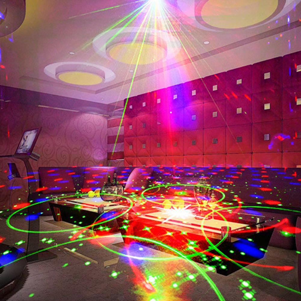 24W RGBW 4 IN 1 DMX512 LED Spider Beam Moving Head Stage Lighting DJ Party Disco - 8
