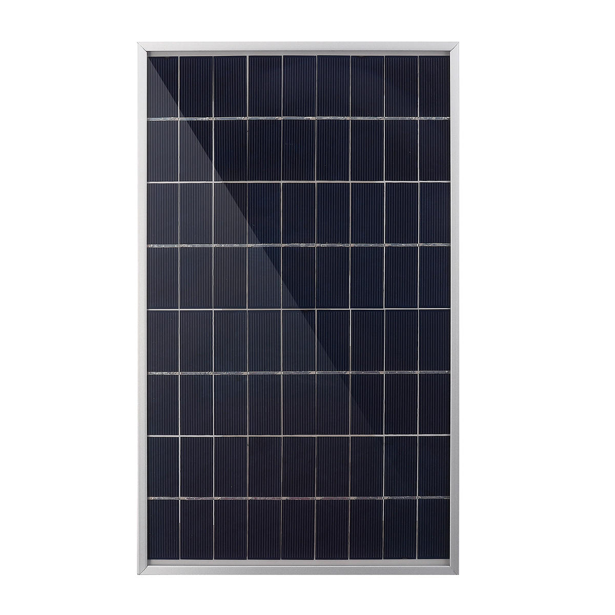 10W 12V Portable Solar Panel WIth Battery Clip + 40A Solar Controller Kit for Camping Traveling