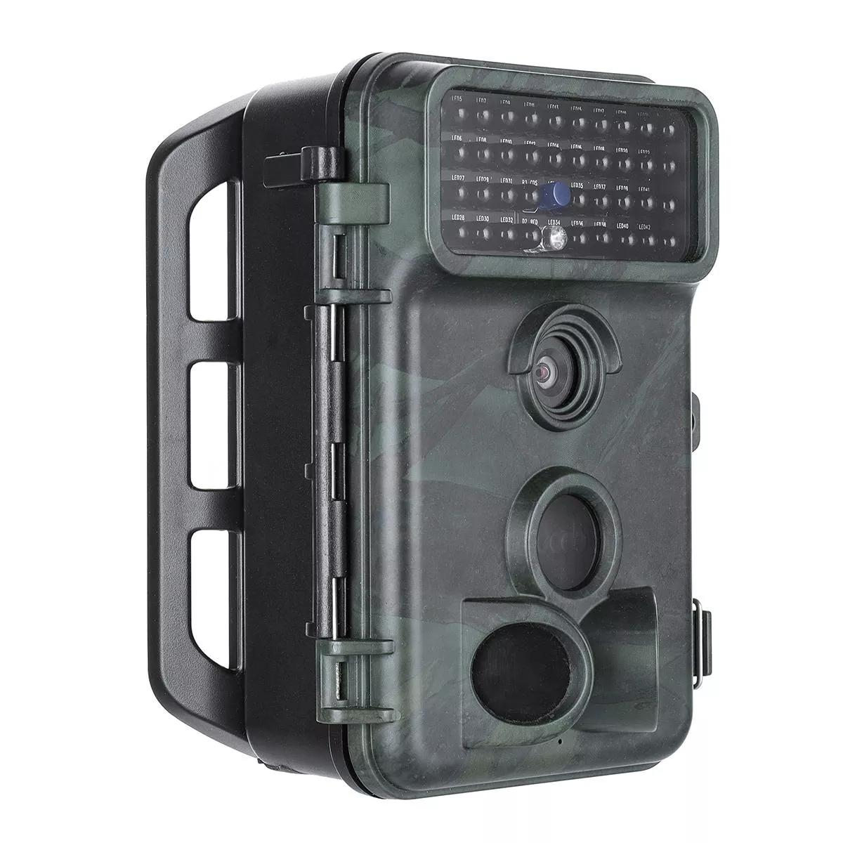 12MP 16Million Pixel 1080P HD Video 940nm Red ID Camouflage Hunting Trail Camera Infrared Night Vision Traps Scouting Motion Detection Animal Photo - 4