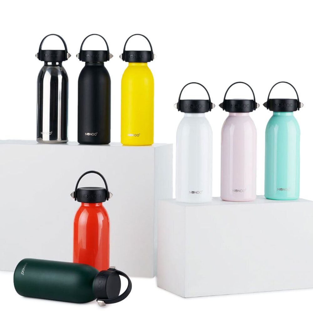NONOO COOL CUP Stainless Steel 24Hours Insulation Vacuum Bottle From Xiaomi Youpin Home Water Bottle