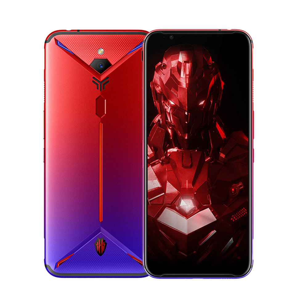 ZTE Nubia Red Magic 3S 6.65 Inch FHD+ 90Hz Android 9.0 5000mAh 12GB RAM 256GB ROM UFS3.0 Snapdragon 855 Plus Octa Core 2.96GHz 4G Gaming Smartphone