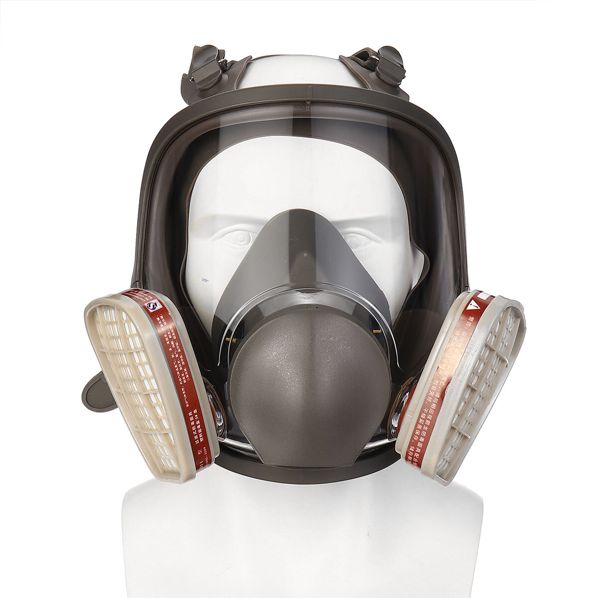 3m full face respirator mask 6800