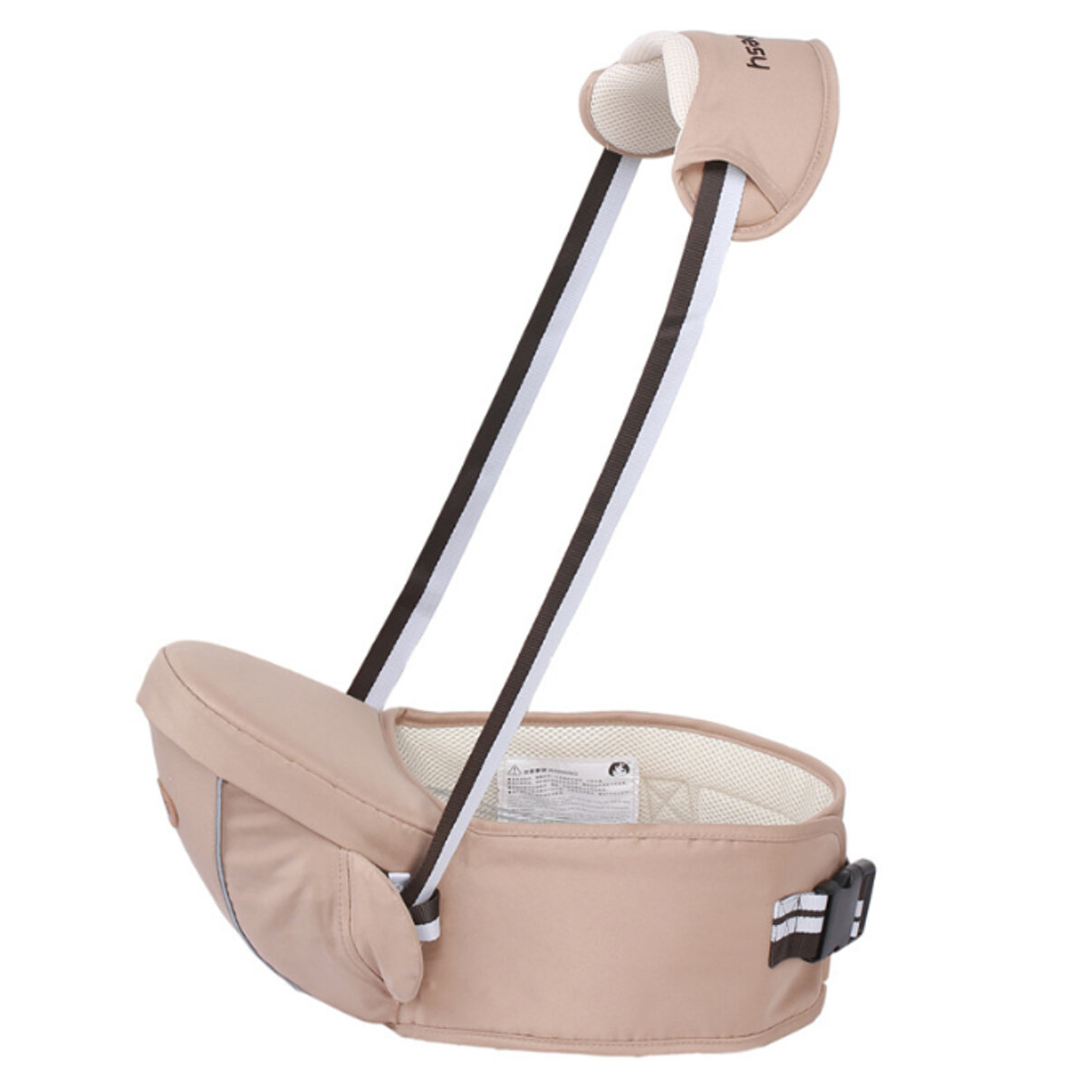 Multifunctional Baby Infant Carriers Waist Stool Front Sling Belt Straps Hip - 4
