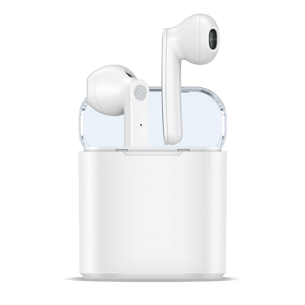 Hello 1 TWS bluetooth 5.0 Earphone HiFi Stereo Touch Control Earbuds Type-c Charging Noise Reduction Headphone with Mic