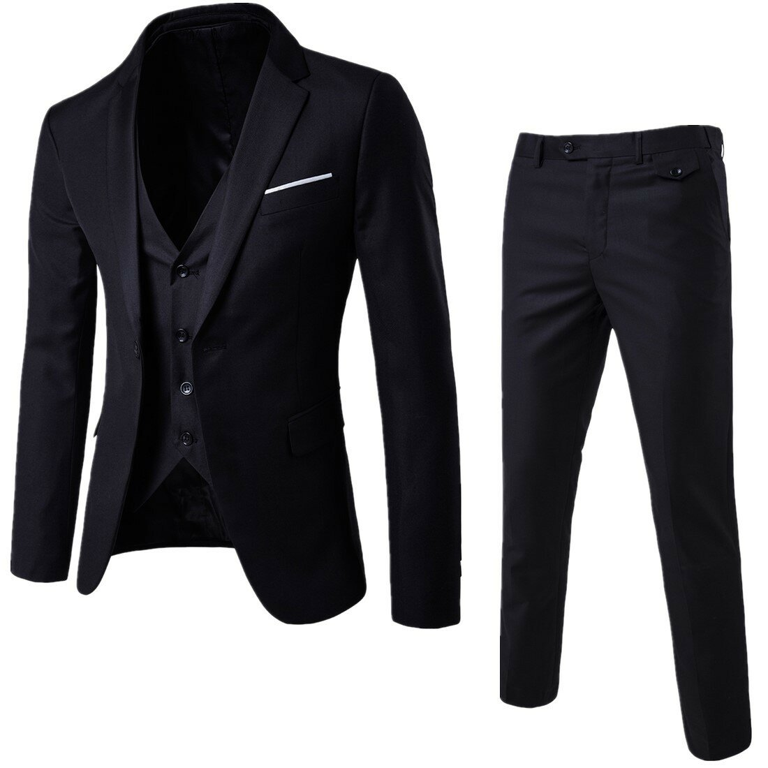 Three Pieces Suit for Men - 10