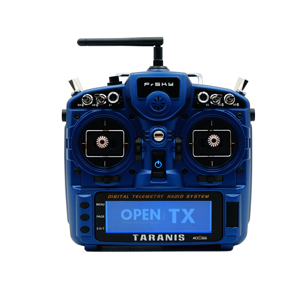 FlySky FS-i6 i6 2.4G 6CH AFHDS RC Radio Transmitter Without Receiver for FPV RC Drone - 3