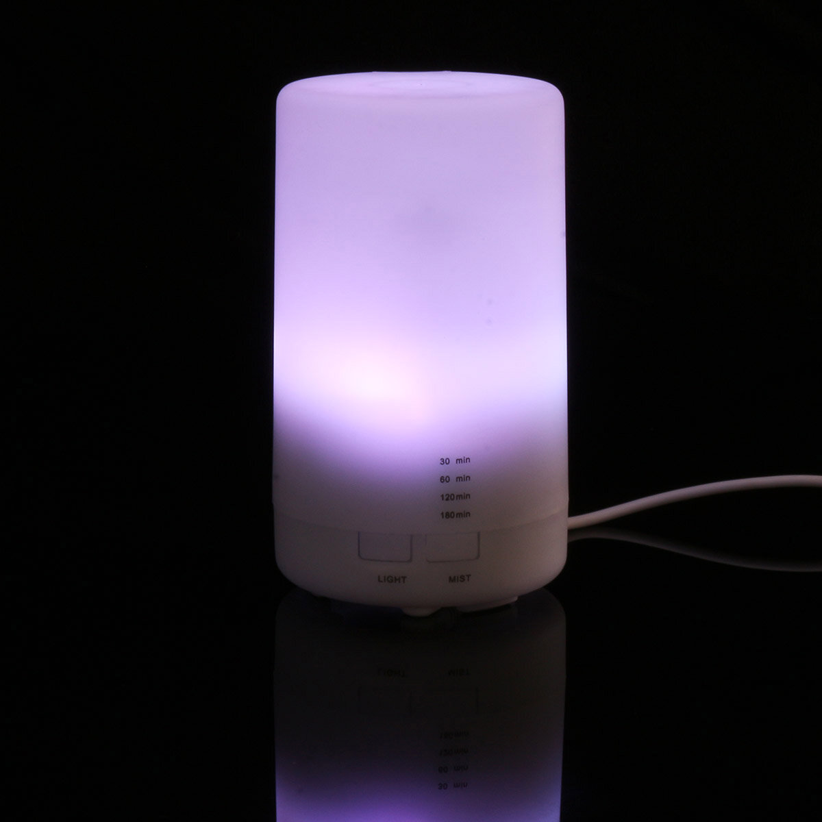 7 LED Ultrasonic Aroma Essential Diffuser Air Humidifier Purifier Aromatherapy Timing Function - 11