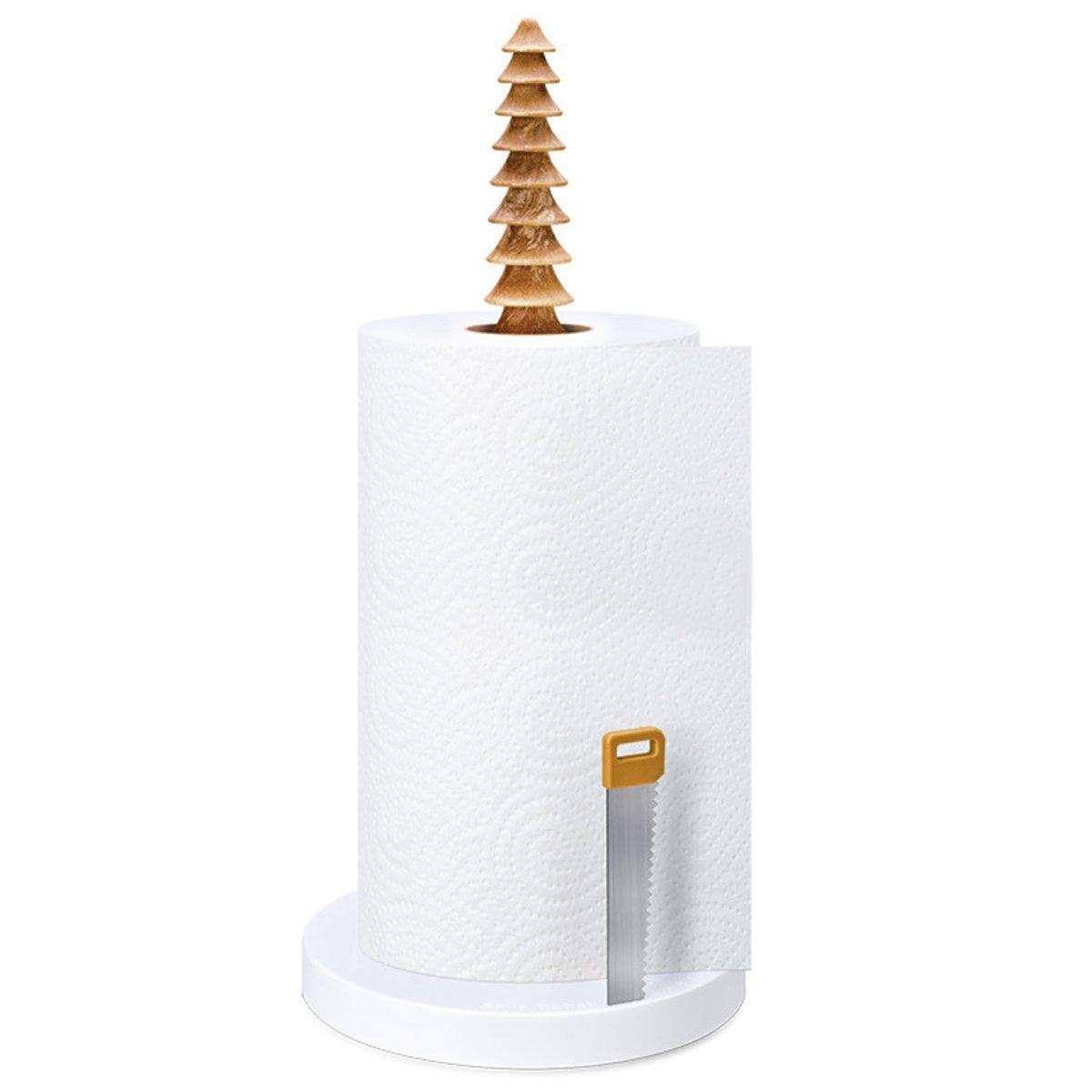 Keuken Keukenrolhouder Vrijstaand toiletpapier Roll Dispenser Opslag - 1