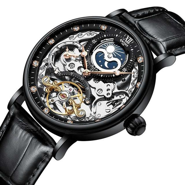 CARNIVAL C19 Multifunction Automatic Mechanical Watch - 2
