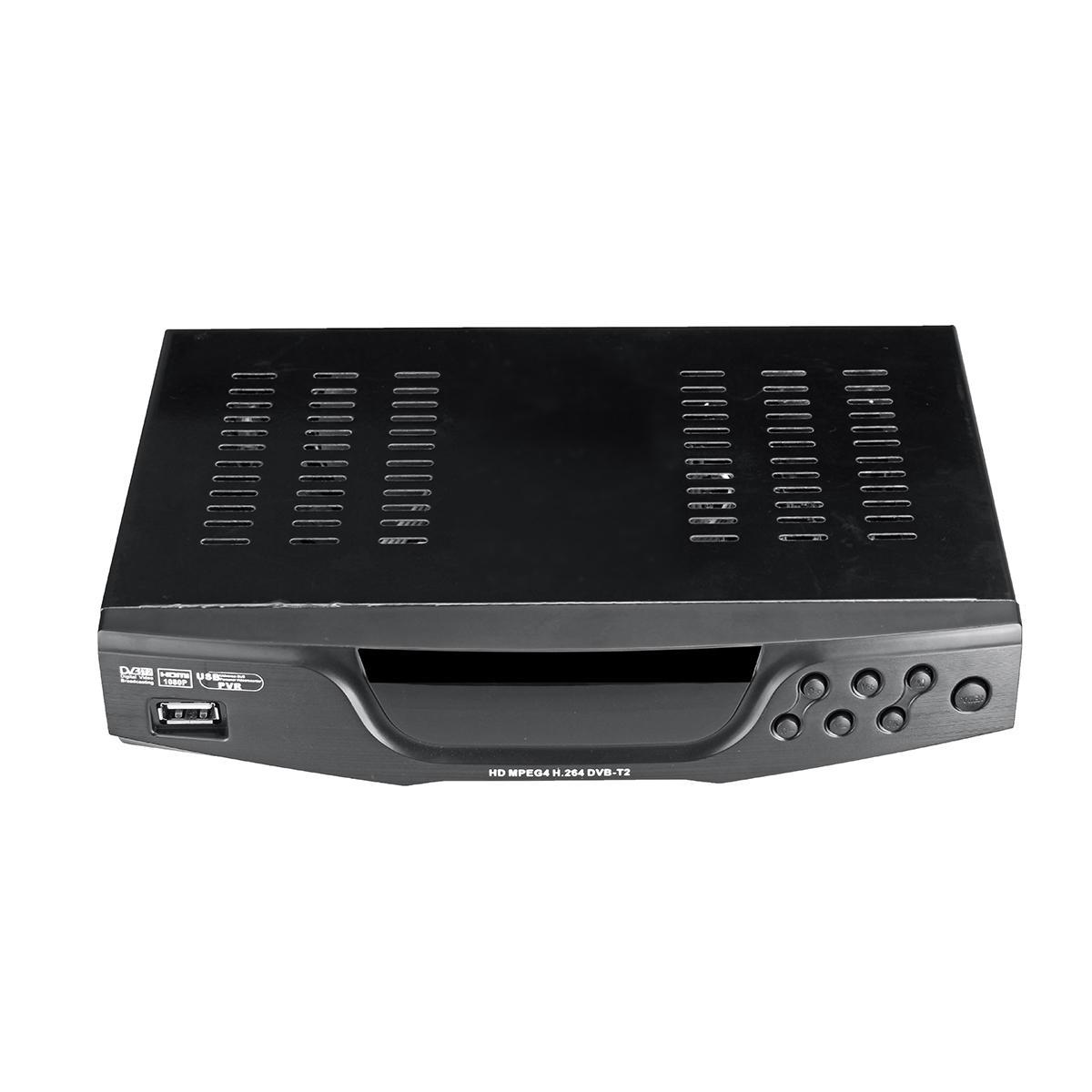 GTMEDIA V8 Pro 2 DVB-S/S2/S2X DVB-T/T2 Cable ISDB-T HD 1080P H.265 TV Signal Satellite Receiver - 1