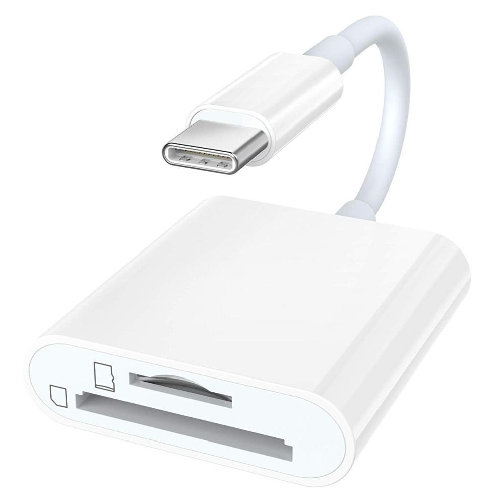 Bakeey USB 3.1 Type-C To SD TF OTG Memory Card Reader Adapter For Macbook Tablet Laptop S10+ Note10