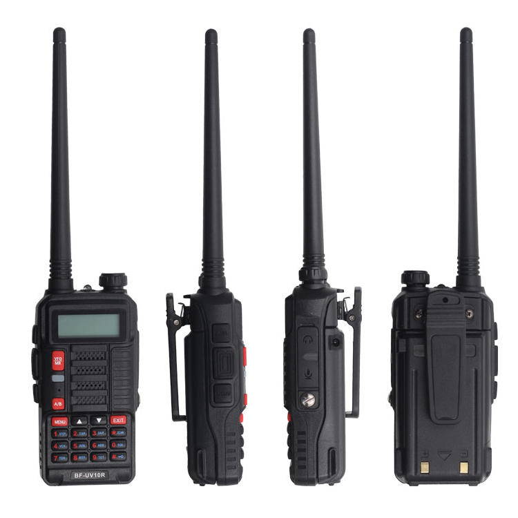 BAOFENG UV10R 16W USB Charging Walkie Talkie 136-174/400-520MHz 128 Channels Radio Walkie Talkie Driving Hotel Civilian Intercom