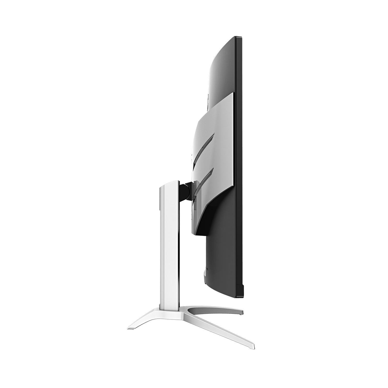XIAOMI Ecosystem AOC AG322FCX1 Moniteur de jeu E Sports 31,5 pouces 144Hz Taux de rafraîchissement 178 ° Angle de vision 1800R Grande courbure 3000: 1 Affichage de contraste statique élevé - 10