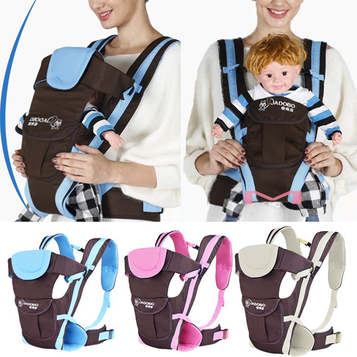 Em bé sơ sinh Carrier Carrier Thở có thể điều chỉnh được