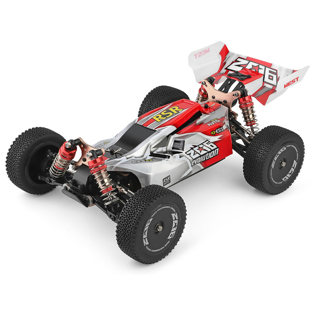 WPL C24 1/16 Kit 4WD 2.4G Military Truck Buggy Crawler Off Road RC Car 2CH Toy - 2