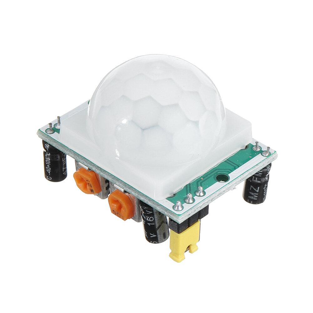 HC-SR501 Adjustable Infrared IR Pyroelectric PIR Module Motion Sensor Human Body Induction Detector