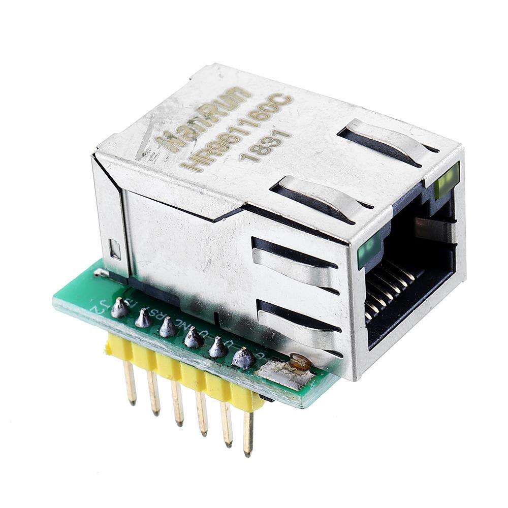 USR-ES1 W5500 Chip SPI to LAN Ethernet Converter TCP/IP Module WIZ820io