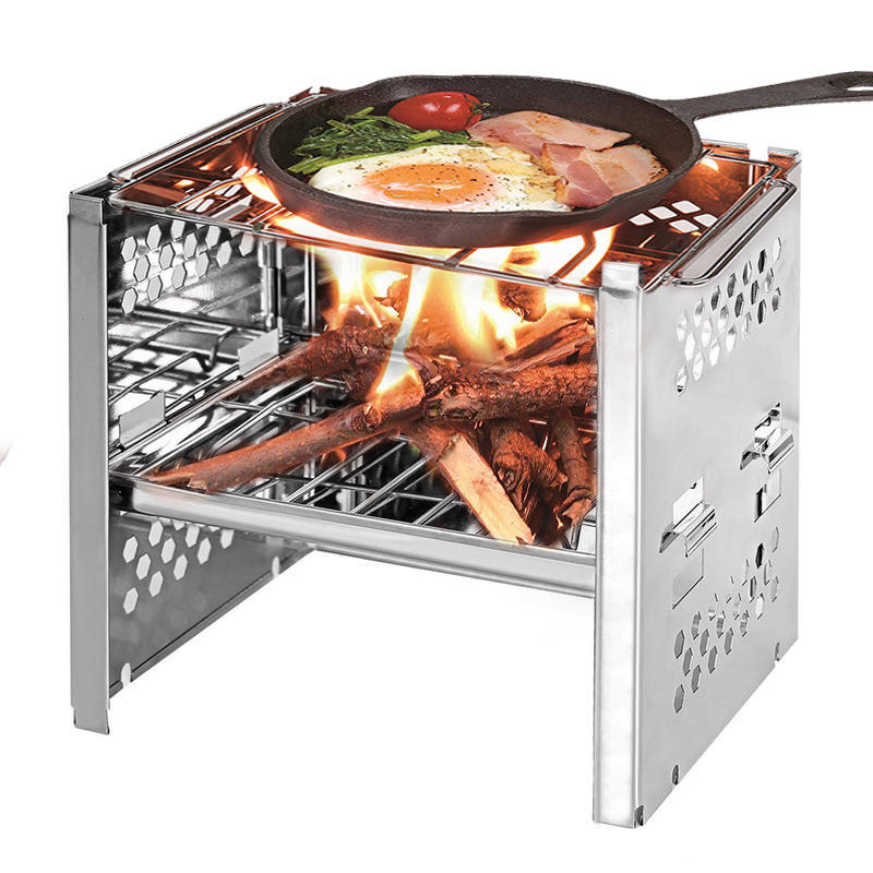 Best Wood Burning Grill | Best in Travel 2018