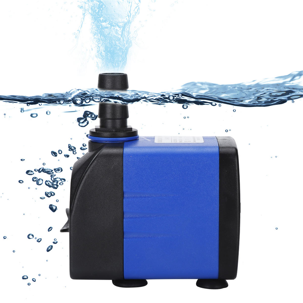 3.5W-25W Submersible Water Pump Ultra Quiet Mini Small Fountain Pump for Fish Tank Pond фото